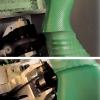 Lavorazione completa della forma per calzature - MOD6RF HS