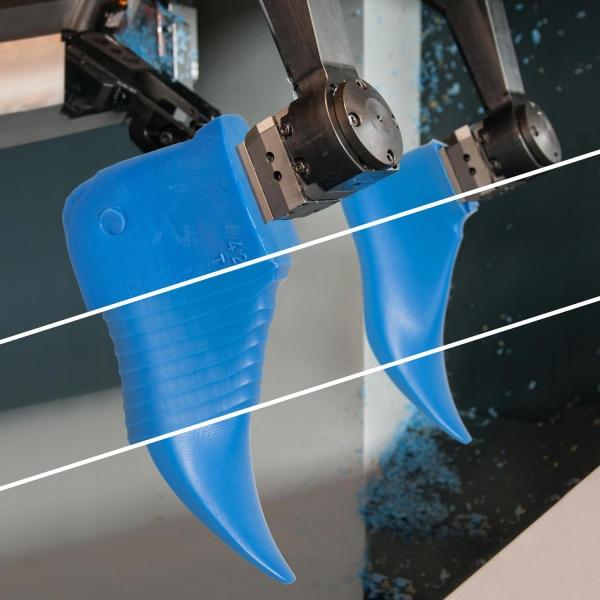 Ciclo completo di lavorazione della forma per calzature - SDRF2 HS