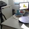 Postazione digitalizzatore ottico a luce strutturata Digiscan light