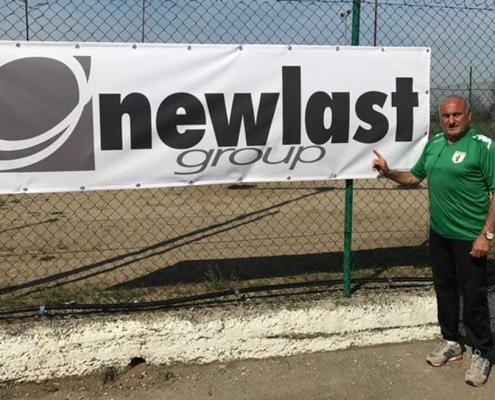 Sponsor Newlast per ASD S. G. Derthona