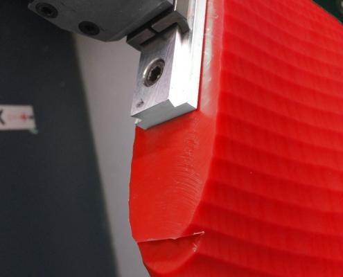 Forma per calzature con presa a coda di rondine - Beta Suelas