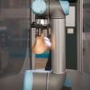 Braccio robotico del digitalizzatore ottico a luce strutturata Digiscan full