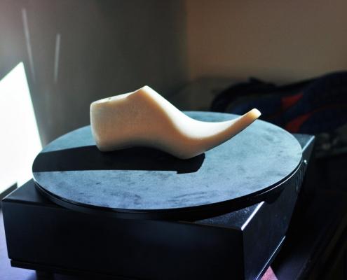 Digitalizzatore Newlast per forme - Scansione 3D