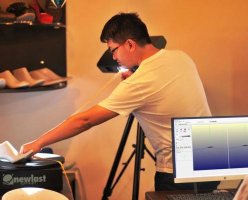 Digitalizzatore Newlast - Scansione 3D