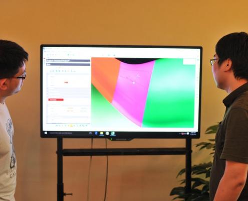 Software CAD per la digitalizzazione 3D delle forme
