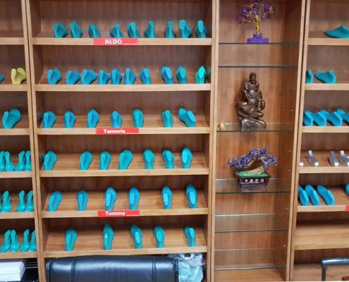 Uffici Jin Tong - Forme per calzature