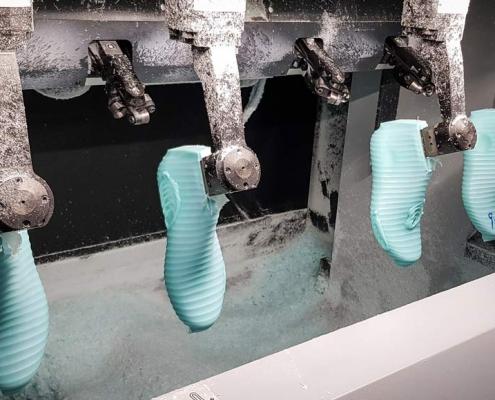 Forme per calzature su macchina SDF - Formificio THL