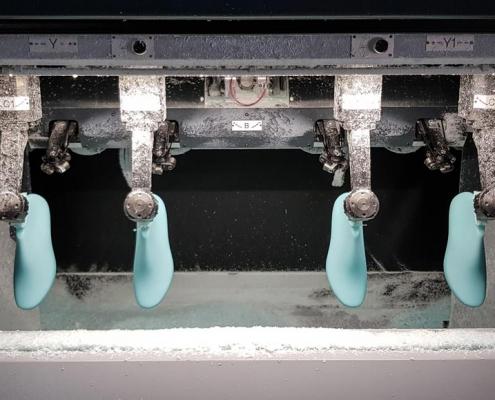 Forme finite per calzature su macchina SDF - Formificio THL