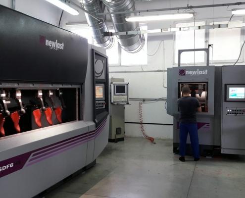 Ifaba - produzione con macchine della linea SDF