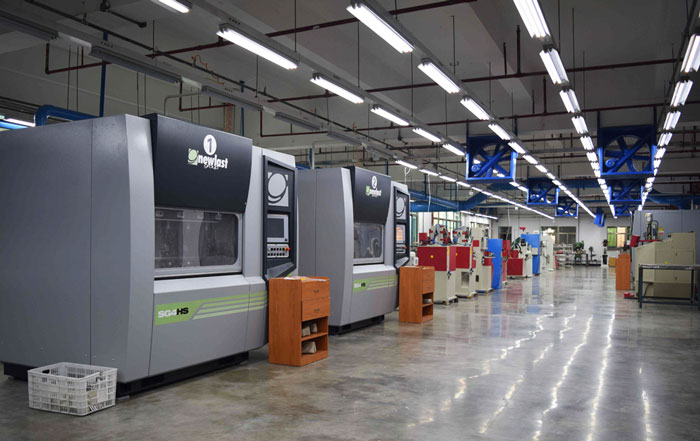Last factory - lasts production with Newlast machines