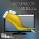 Modulo Setupmodel del software S.L.I.M. 4.0 - immagine di copertina
