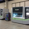 Officina Newlast con macchina SF6 HS