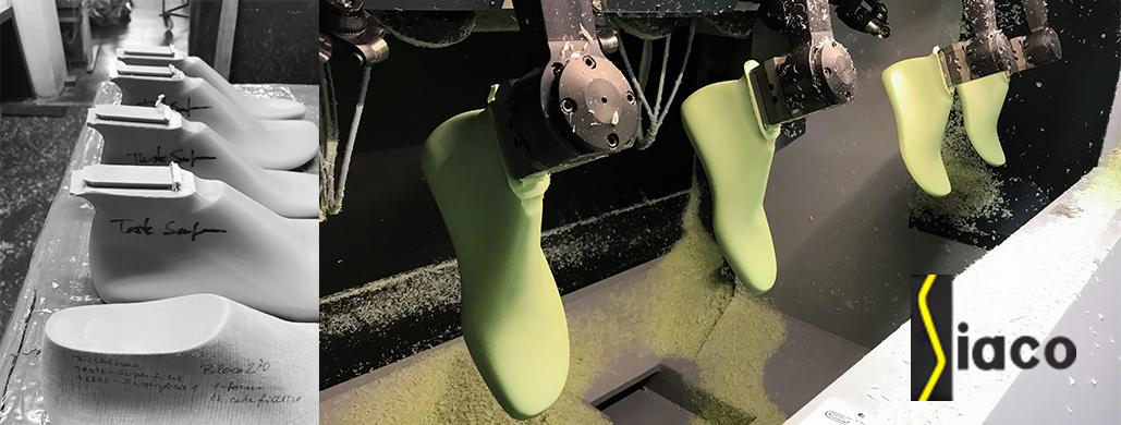 Siaco sceglie la tecnologia SDF per la produzione delle sue forme