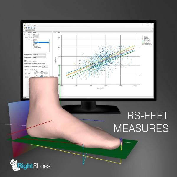 Software RS-FeetMeasure - immagine di copertina