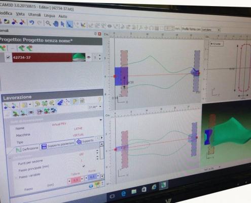 Tecnologia aggiornamento software CAD