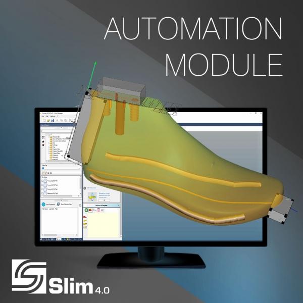 Modulo Automazione del software S.L.I.M. 4.0