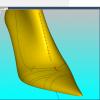 Schermata del Software Marking Module - Marcatura dei righelli sulla forma