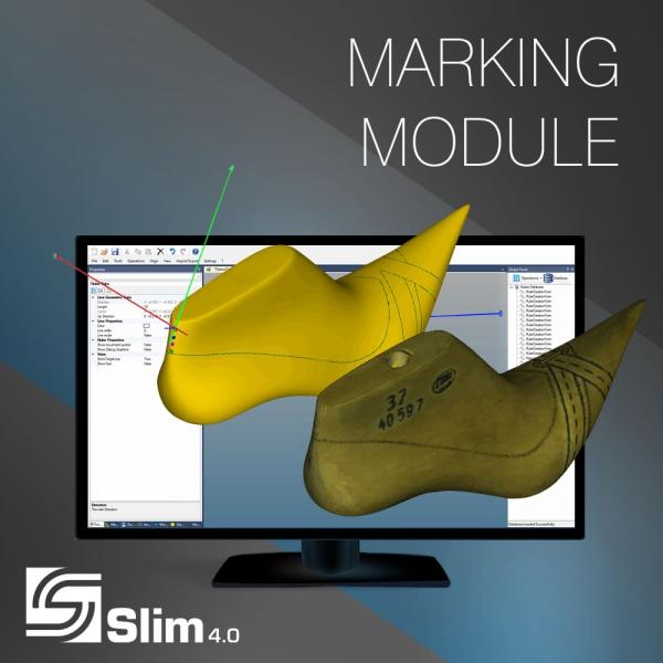 Modulo Marcatura del software S.L.I.M. 4.0