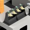 Dettaglio della macchina per la marcatura delle forme per calzature SDMARK