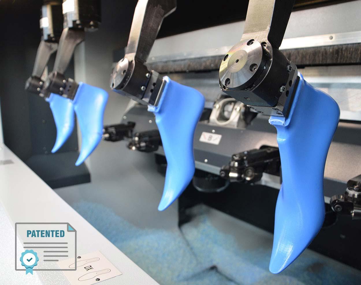 SDF system - Newlast patent